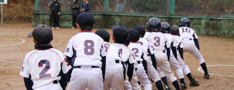 加茂市少年野球チーム石川ビクトリーズ